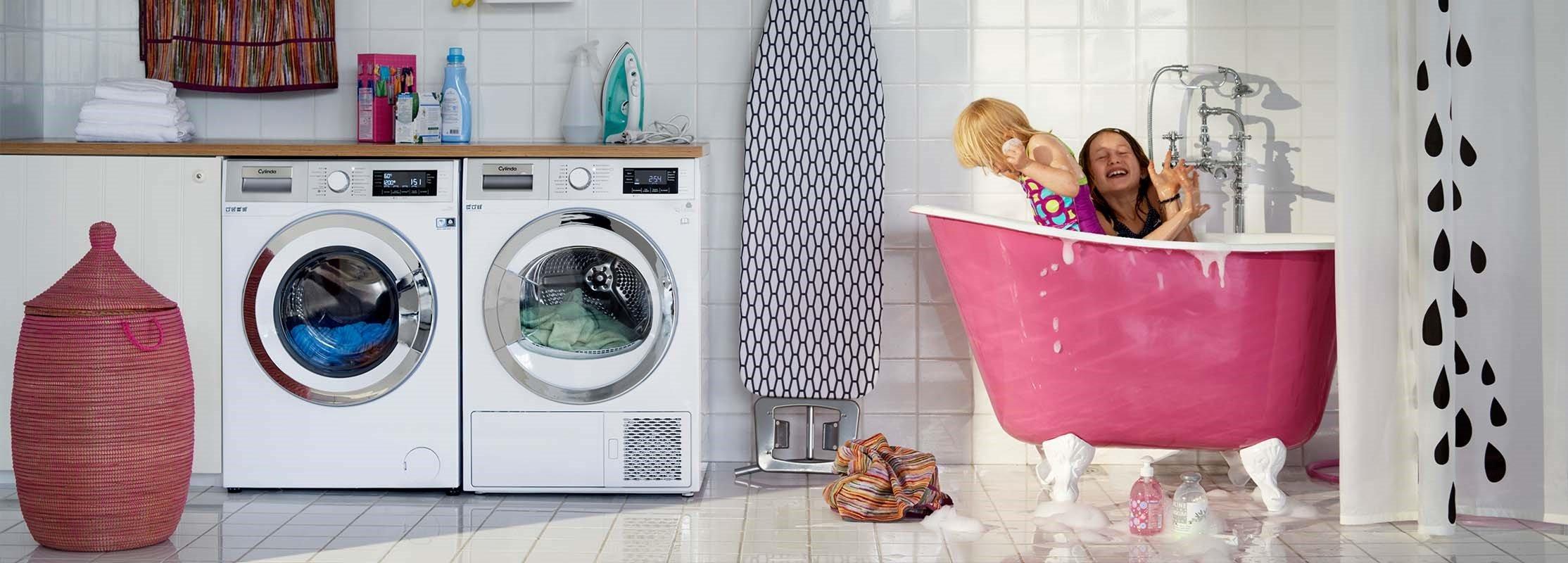 Cylinda   tvättmaskin, kyl & frys   bygghemma.se