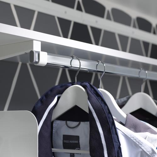 Klädstång Pelly Klädhängare Garderober& förvaring Bygghemma se