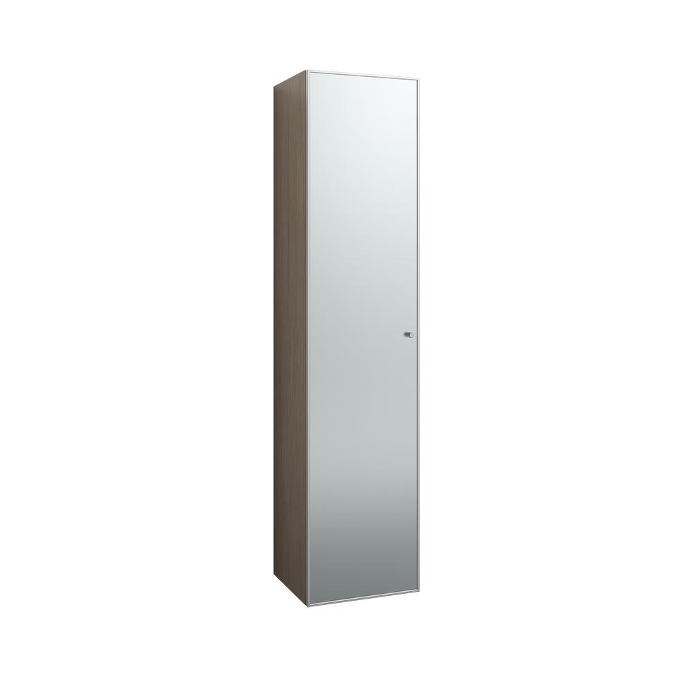 Högskåp badrum spegel ~ xellen.com