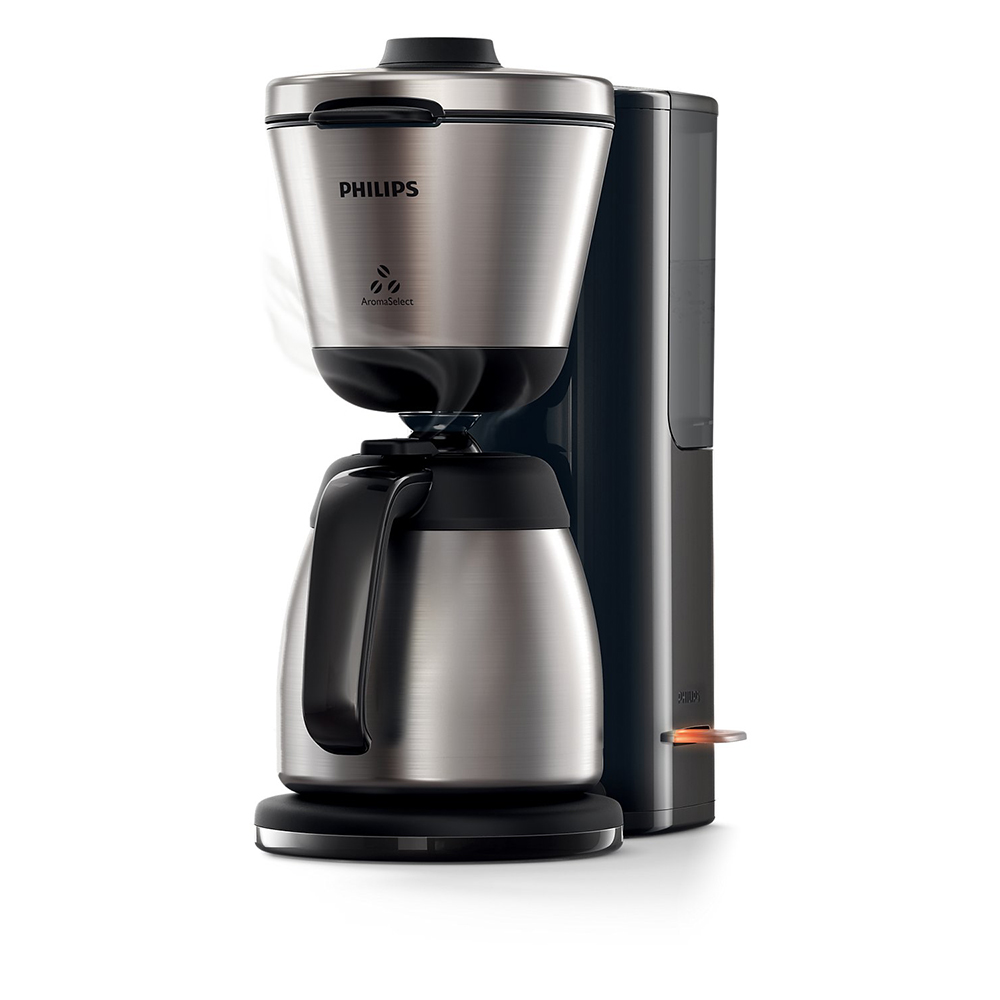 kaffebryggare philips termos hd7697 90 kaffe espresso. Black Bedroom Furniture Sets. Home Design Ideas