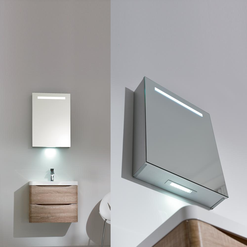 Spegelskåp badrum led ~ Xellen.com