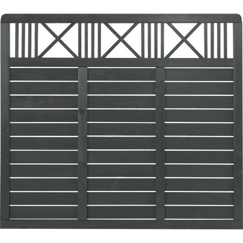 rusta hylla bambu ~ skärm timjan 1 jabo  skärmar & vindskydd  staket