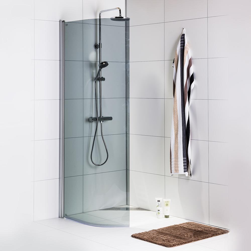 Badrum duschvägg ~ Xellen.com