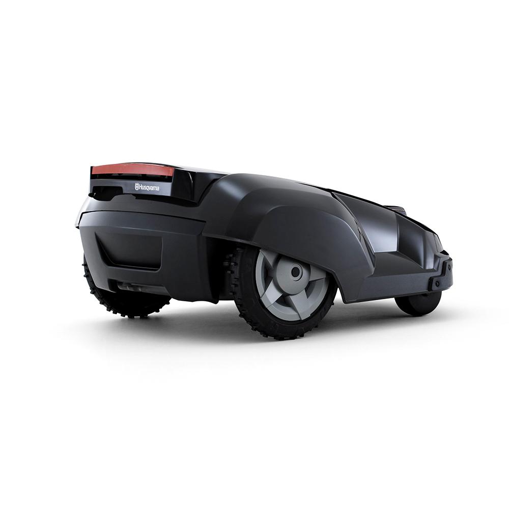 robotgr sklippare husqvarna automower solar hybrid. Black Bedroom Furniture Sets. Home Design Ideas