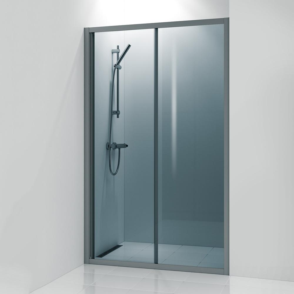 Badrum med duschvägg ~ xellen.com