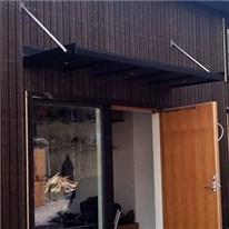 Klicka här för att gå till Entrétak Designtak Modern Flat