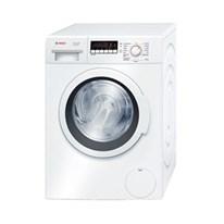 Klicka här för att gå till Tvättmaskin Bosch WAK28267SN Vit