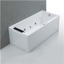 Klicka här för att gå till Massagebadkar Bathlife Ideal Rakt Vit