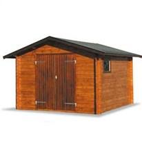 Klicka här för att gå till Förråd Jabo Timmerförråd 9,1 m²