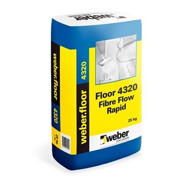 golvspackel weber 4320 fibre flow rapid 25 kg golvavj mning. Black Bedroom Furniture Sets. Home Design Ideas