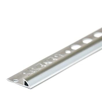 Kakellist Aluminium Blank Silver