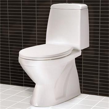 P lås toalett