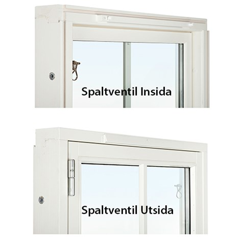 Få bort imma på fönster