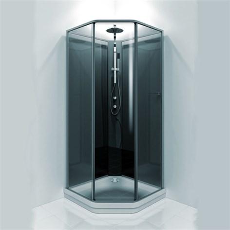 duschkabin svedbergs fasett basic r kf rgat glas duschkabin dusch. Black Bedroom Furniture Sets. Home Design Ideas