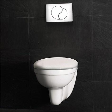 Komplett toalett