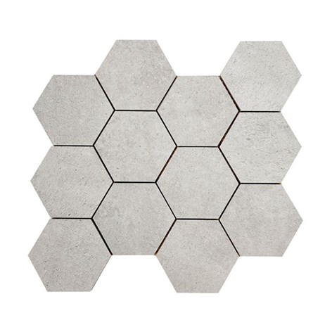 hexagon klinker