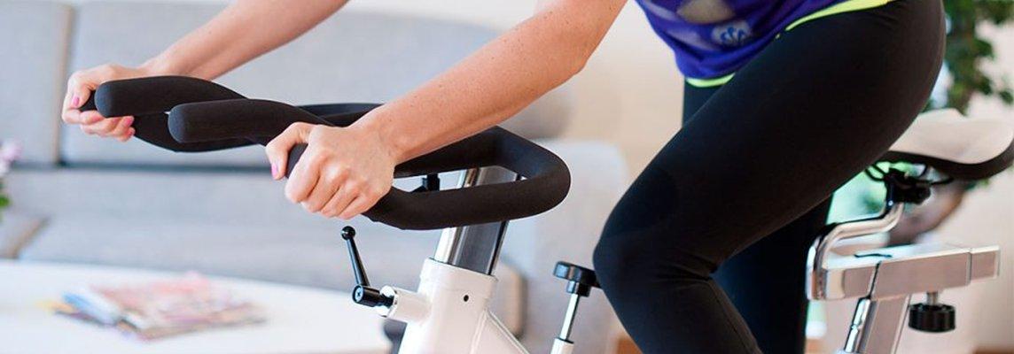 motionscykel bäst i test 2017