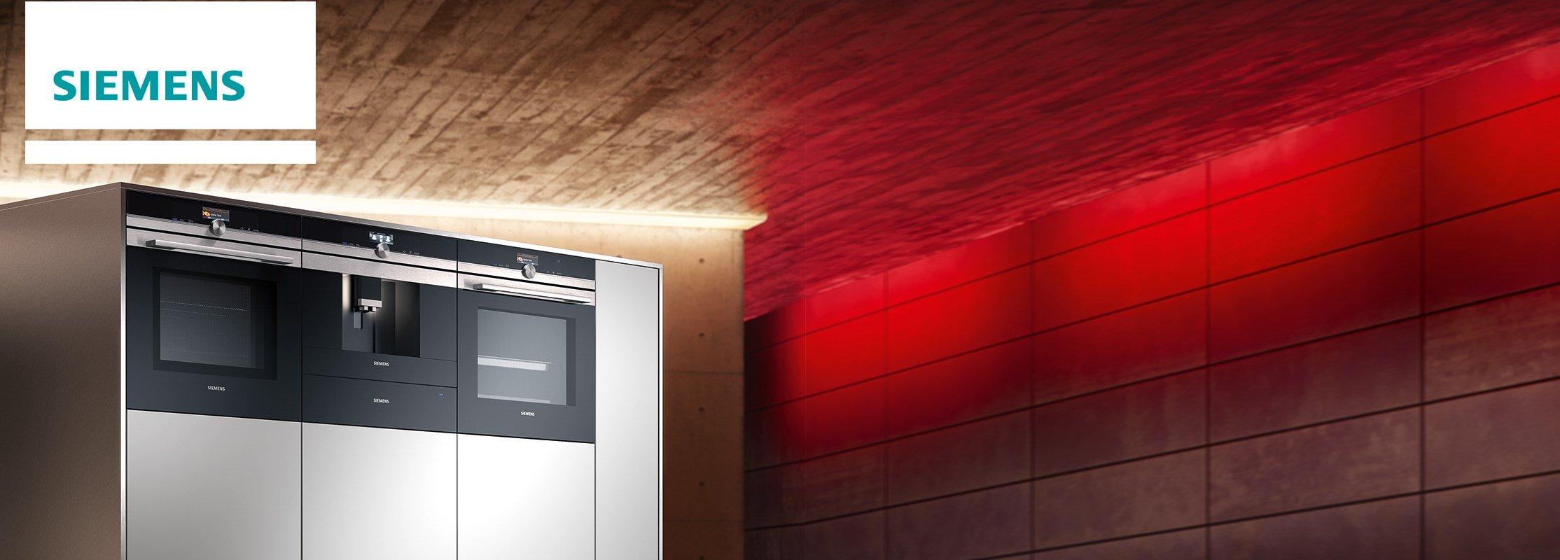 Siemens   vitvaror och köksmaskiner