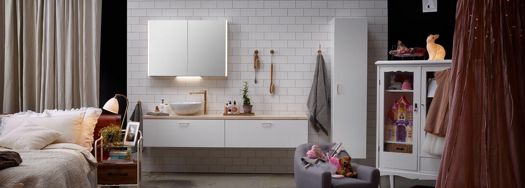 Miller - exklusiva badrum - återförsäljare | Bygghemma.se