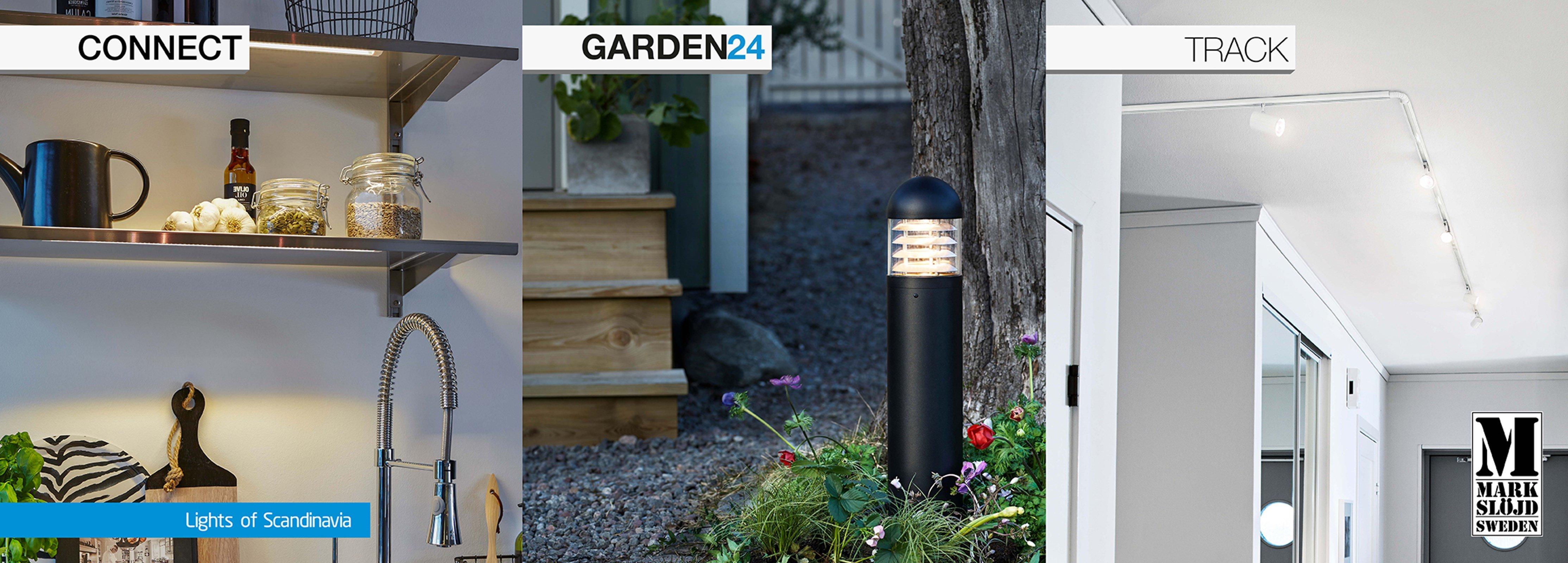 Helt nya Markslöjd belysning och lampor - Bygghemma.se GH-15