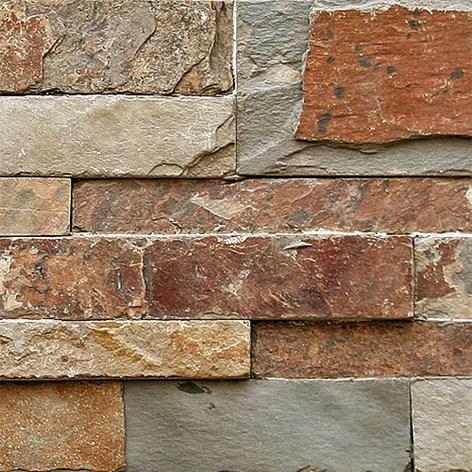 Väggdekor Köket : Väggdekor golvabia nature stone oxid väggsten väggbeklädnad