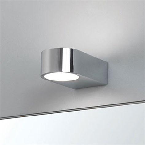 Badrum badrum belysning : Taklampa Markslöjd Louise Stål - Badrumsbelysning - Inomhusbelysning