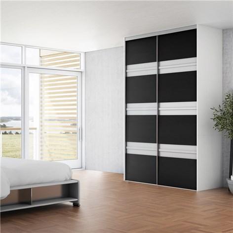 ... Paket DecoSlide MODERN - Skjutdörrar garderob - Garderobsdörrar