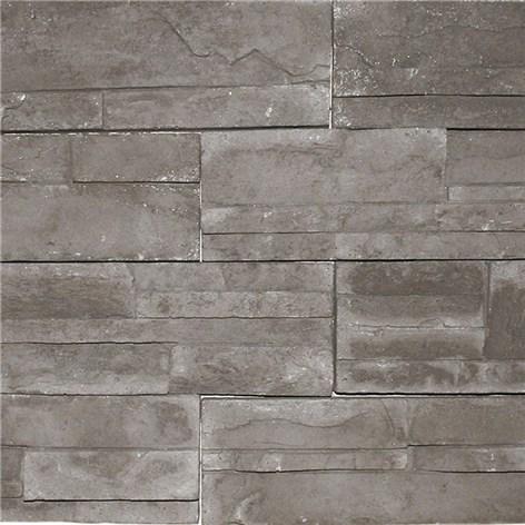 Väggdekor G : Väggdekor golvabia dekorsten grå vit väggsten väggbeklädnad
