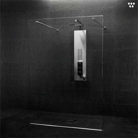 Inredning duschdörrar rak vägg : Köpa duschvägg - Billiga duschväggar online | Bygghemma.se