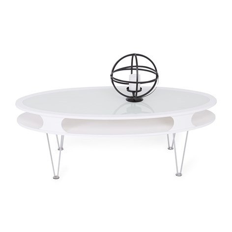 Soffbord ovalt soffbord : Soffbord Felicia Ovalt - Soffbord - Bord - Bygghemma.se