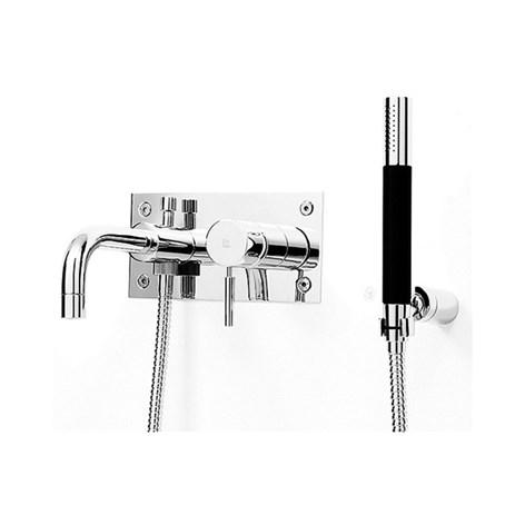 Badkar badkarsblandare med dusch : Badkarsblandare - Köp blandare till badkar | bygghemma.se