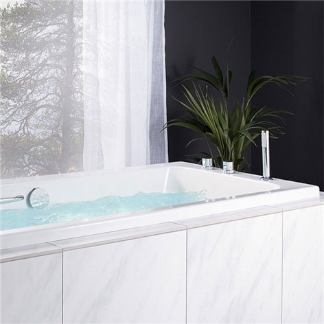 Inbyggnadsbadkar - Köp inkaklat & inbyggt badkar online