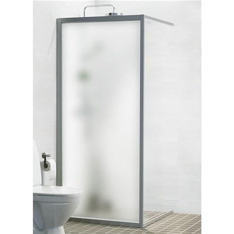 Inredning duschdörrar rak vägg : Duschdörr Ifö Solid SVS - Duschdörrar - Dusch - Bygghemma.se
