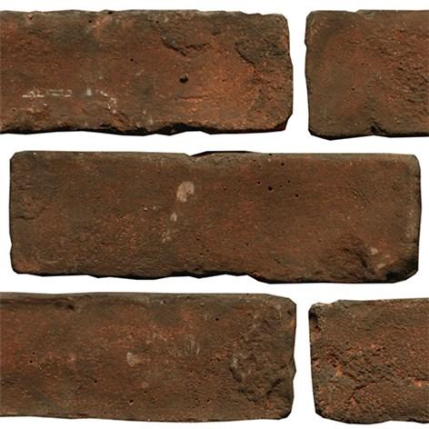Väggdekor G : Väggdekor golvabia brick brun väggsten väggbeklädnad