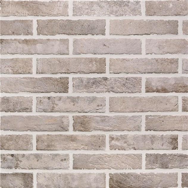 Klinker golvabia tribeca tegel cement 6x25 6289474 - Saint maclou tegelcement ...