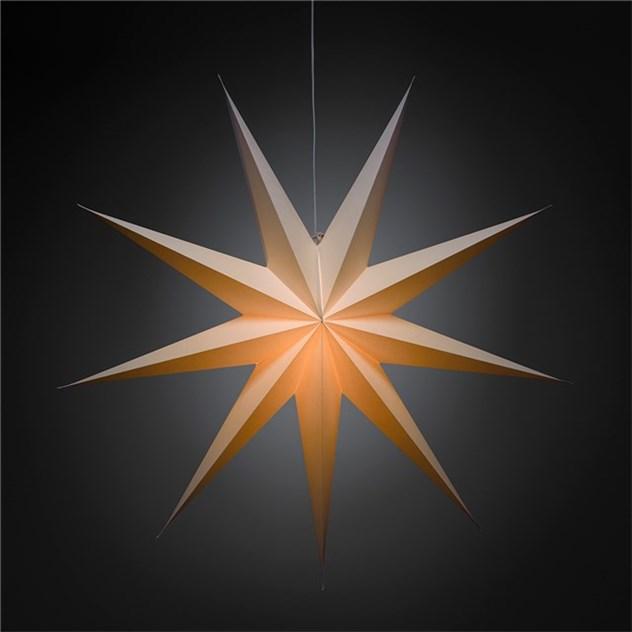 konstsmide stjärna vit