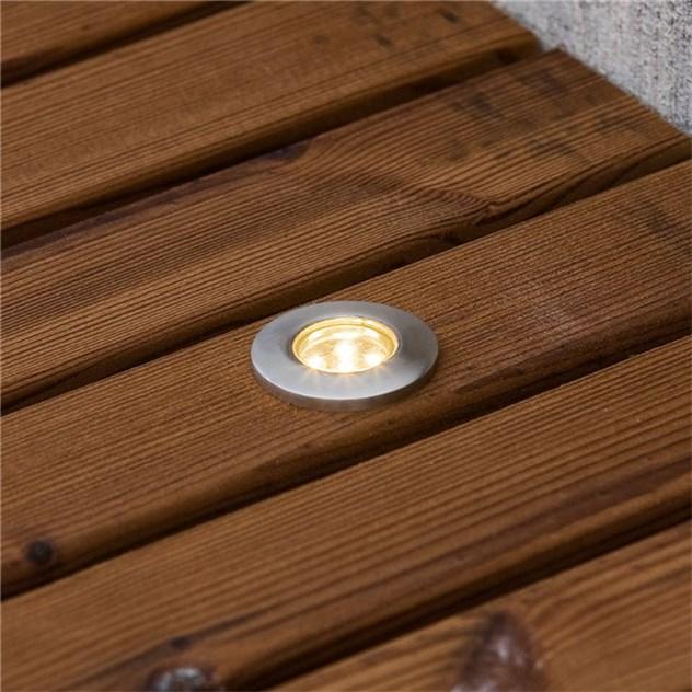 Tilläggsset Konstsmide LED 3 Varmvita Spotlights M Kabel