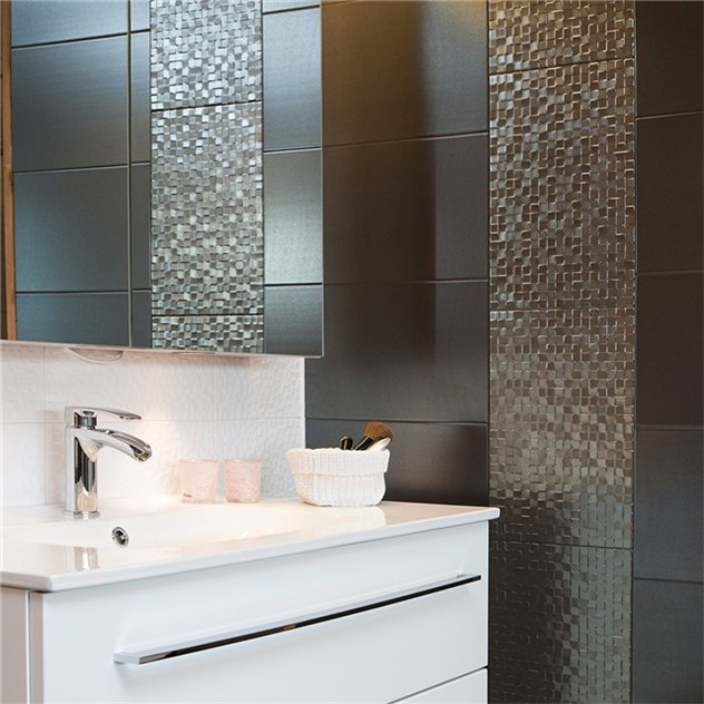 Kakel Hill Ceramic Premium Ili Vit Matt 25x40 - Kakel kök Velpotta – matt  eller blankt kakel  – Malin inredare 54fb1106b7dc1